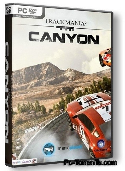 TrackMania 2: Canyon (2011)
