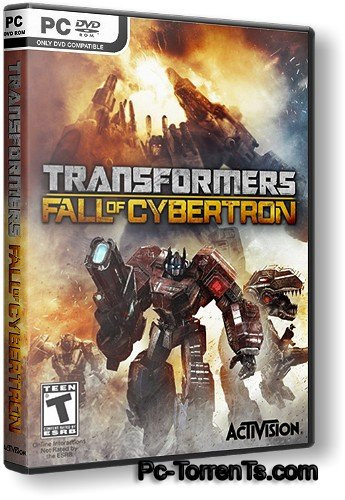 Transformers: Fall Of Cybertron (2012)