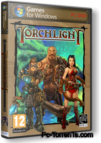 Скачать игру Torchlight: Dilogy (2012) - торрент