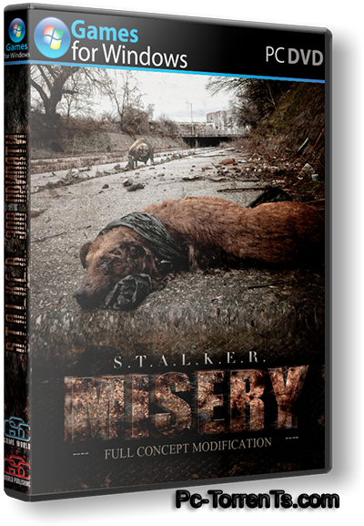 S.T.A.L.K.E.R.: Call Of Pripyat - MISERY 2 (2013) PC