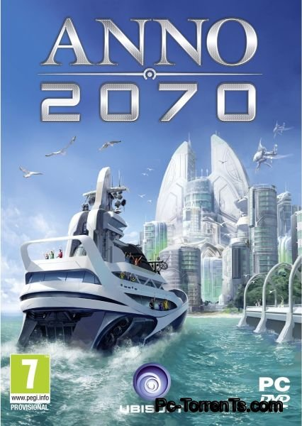 Anno 2070 Deluxe Edition (2011) PC  v 2.0.7780.0 + 10 DLC