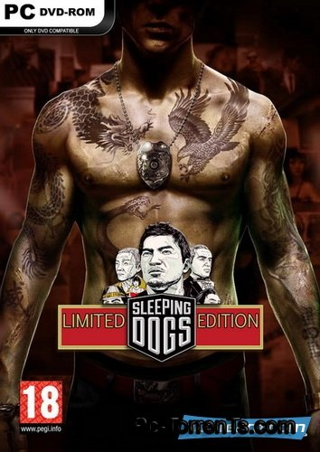 Sleeping Dogs: Limited Edition (2012)