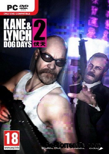 Kane & Lynch 2: Dog Days  v1.2 + 4 DLC (2010)