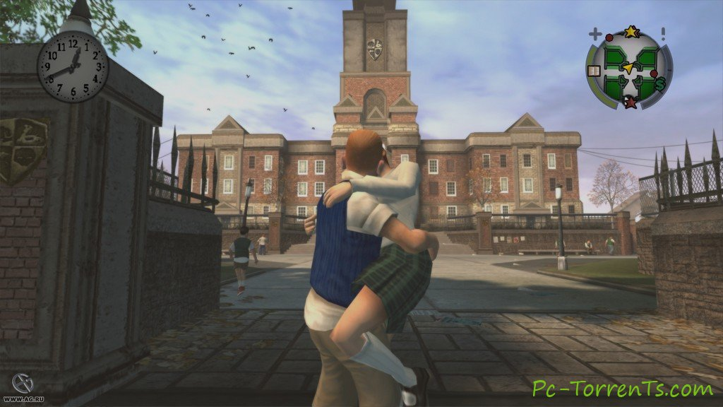 Скачать игру bully scholarship edition на компьютер