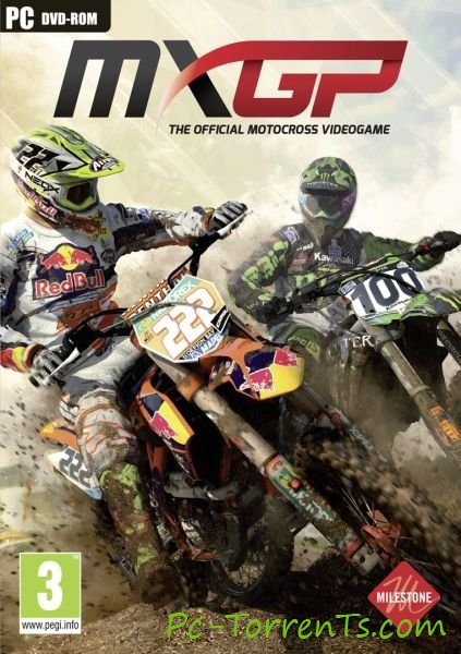 MXGP: The Official Motocross Videogame (2014)