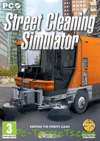 Street Cleaning Simulator (2011)