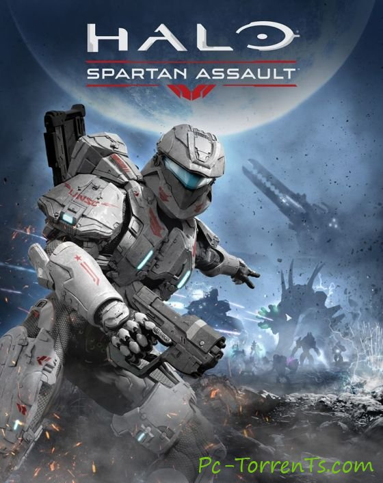 Скачать игру Halo: Spartan Assault (2014) - торрент