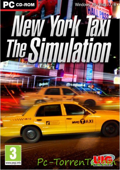 Скачать игру New York City Taxi Simulator (2013) - торрент