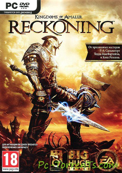 Kingdoms Of Amalur: Reckoning (2012)
