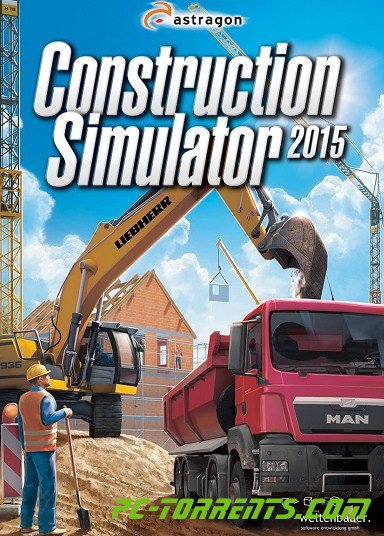 Construction Simulator 2015 (Repack от xatab) (2014)