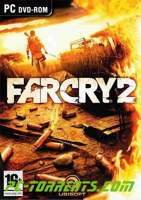Far Cry 2 Fortune's Edition (v1.03) (2008) Pc