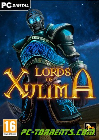Lords of Xulima v1.6.6 (2015)