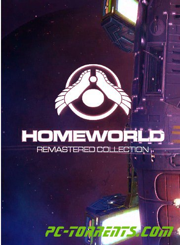 Скачать игру Homeworld Remastered Collection (2015) - торрент