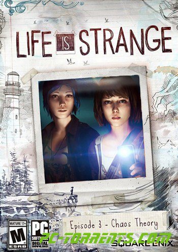 Life Is Strange Episode 1-3 . v1.0.0.312843 (2015)