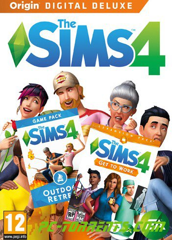 The Sims 4: Deluxe Edition v 1.7.65.1020 (2014)