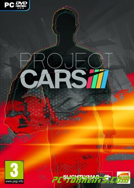 Project CARS v.1.4 update 3 (2015)