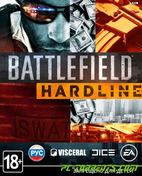 Battlefield Hardline Ultimate Edition (2015) Pc