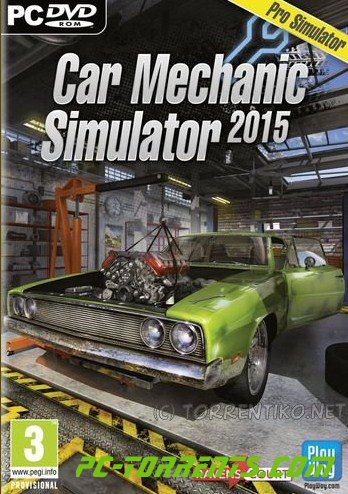Car Mechanic Simulator 2015 v1.0.2.8