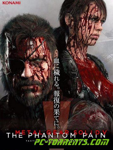 Metal Gear Solid V: The Phantom Pain v 1.0.0.5 (2015)