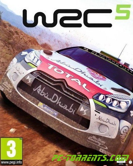 WRC 5 : FIA World Rally Championship (2015)