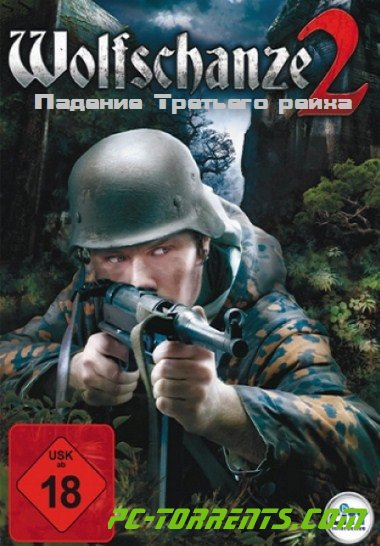 Скачать игру Wolfschanze 2: Падение Третьего рейха (2010) - торрент