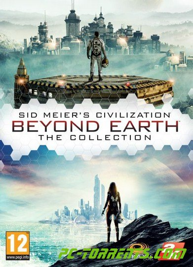 Скачать игру Sid Meier's Civilization: Beyond Earth Rising Tide (2015) - торрент