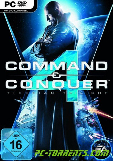 Скачать игру Command & Conquer 4: Tiberian Twilight (2015) - торрент