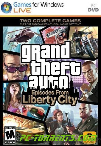 Grand Theft Auto IV (GTA 4) 1.0.7.0 (2015)