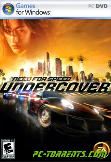 Скачать игру Need for Speed: Undercover (2015) - торрент