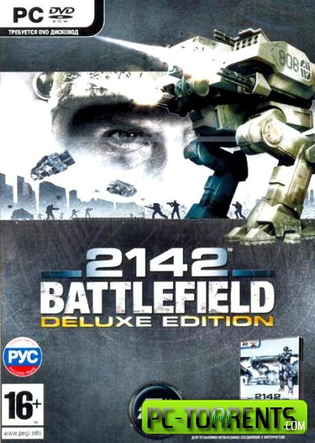 Battlefield 2142 - Deluxe Edition (2015) PC