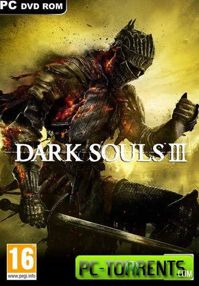 Dark Souls 3: Deluxe Edition (2016)