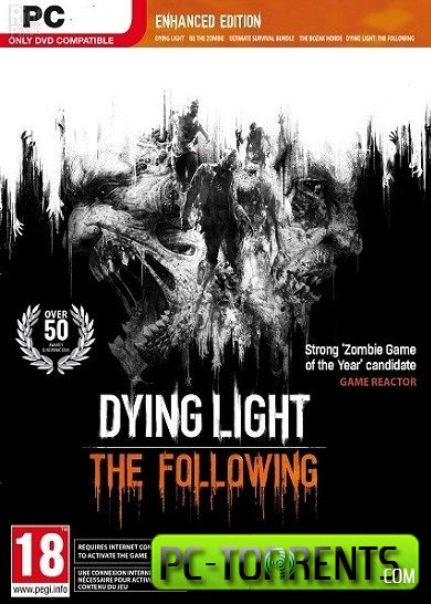 Dying Light: The Following Enhanced Edition (2016)