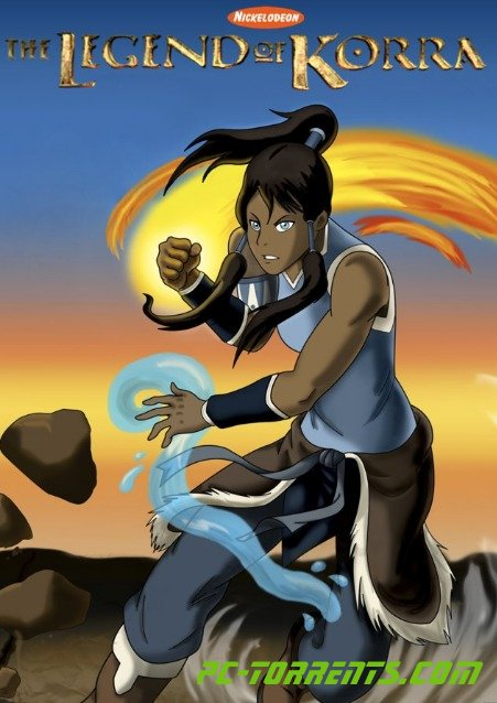 The Legend of Korra (2014)