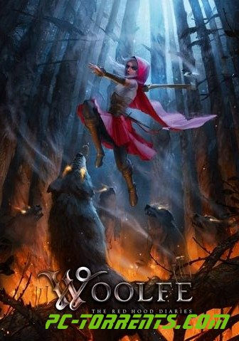 Woolfe - The Red Hood Diaries (2015)