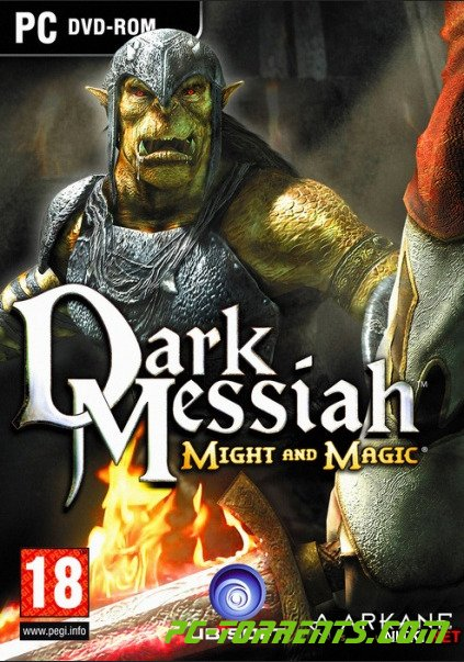 Dark Messiah of Might and Magic (2006)
