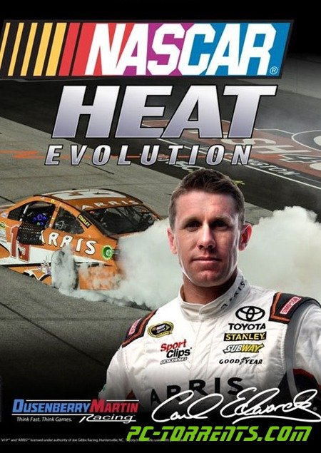 NASCAR Heat Evolution (2016)