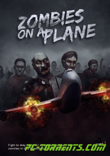 Zombies on a Plane (2016)