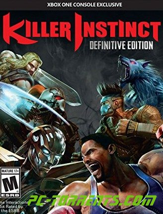 Killer Instinct (2016) PC