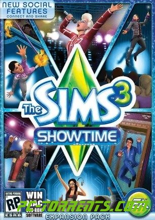 The Sims 3 Showtime (2012)
