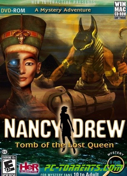Nancy Drew: Tomb of the Lost Queen (2012)
