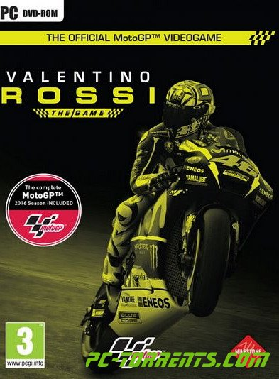 Valentino Rossi: The Game (2016)