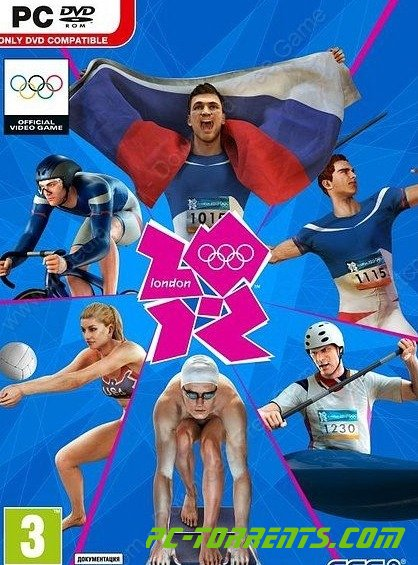 London 2012 The Official Video Game of the Olympic Games (2012)