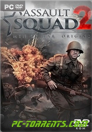 Скачать игру Assault Squad 2: Men of War Origins (2016) - торрент