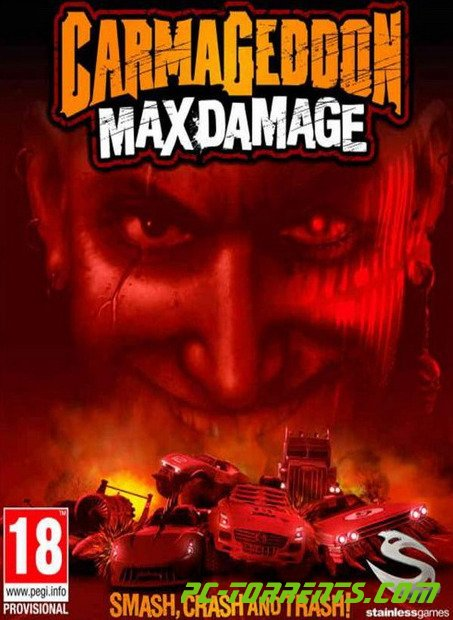 Carmageddon: Max Damage (2016)