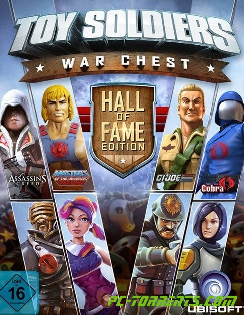 Скачать игру Toy Soldiers War Chest (2015) - торрент