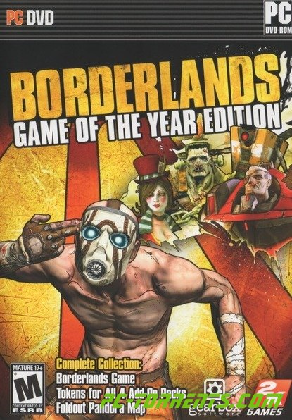Borderlands: Game of the Year Edition (2010)