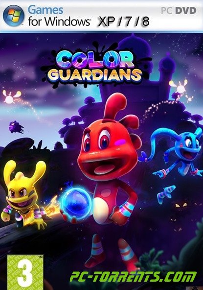 Скачать игру Color Guardians (2015) - торрент