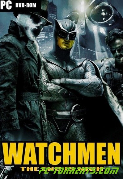 Watchmen: The End is Nigh Complete Collection (2009)
