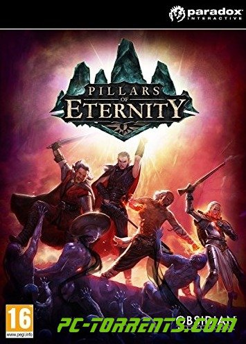 Фото обложка игры Pillars of Eternity: Hero Edition (2015)