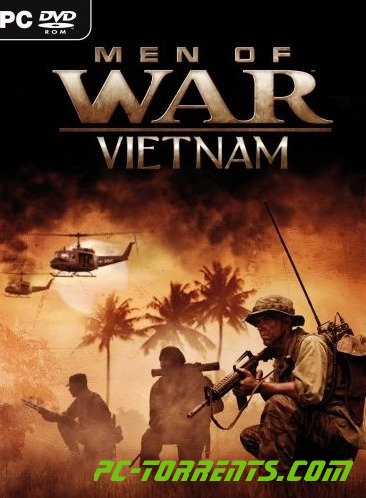 Скачать игру Men Of War: Vietnam (2011) - торрент